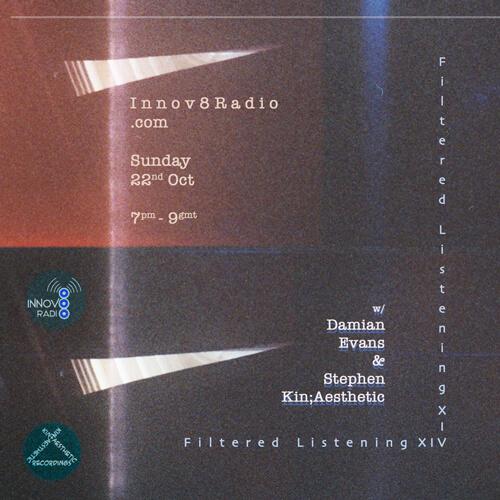 Filtered Listening 14 on Innov8 Radio