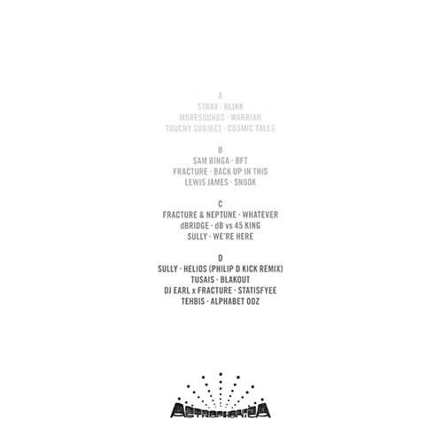 dBridge - dB vs 45 King [2017, Astrophonica]
