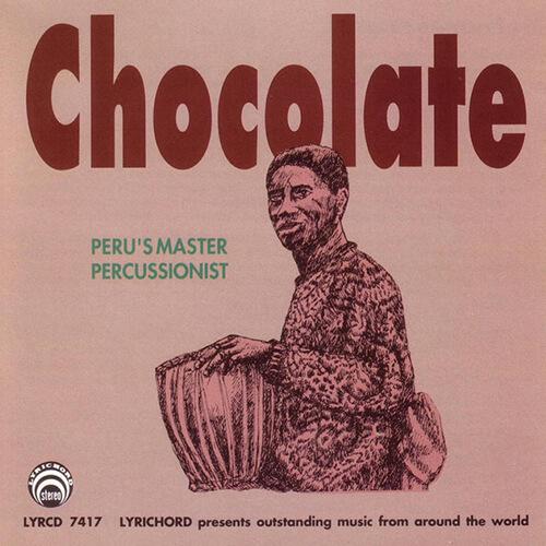 Chocolate - Conga Forte, Rico Cajon [1991, Lyrichord]