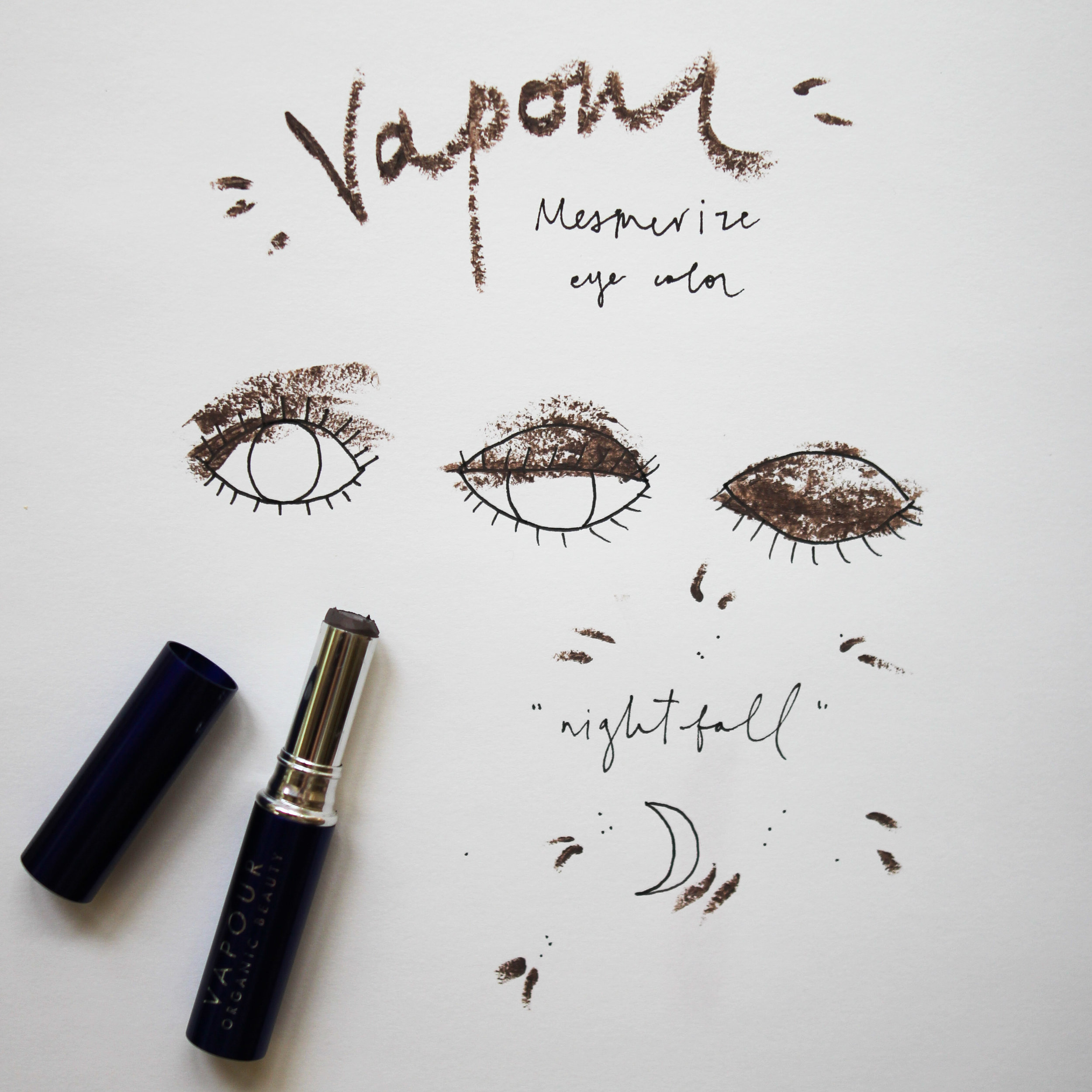 "Vapour Organic Beauty   Mesmerize Eye Color Classic  (in ""nightfall"")"
