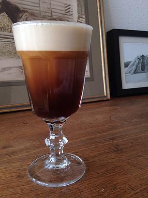 Café sans lactose