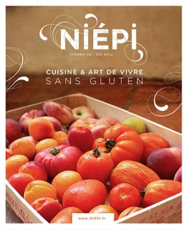 Magazine sans gluten Niepi