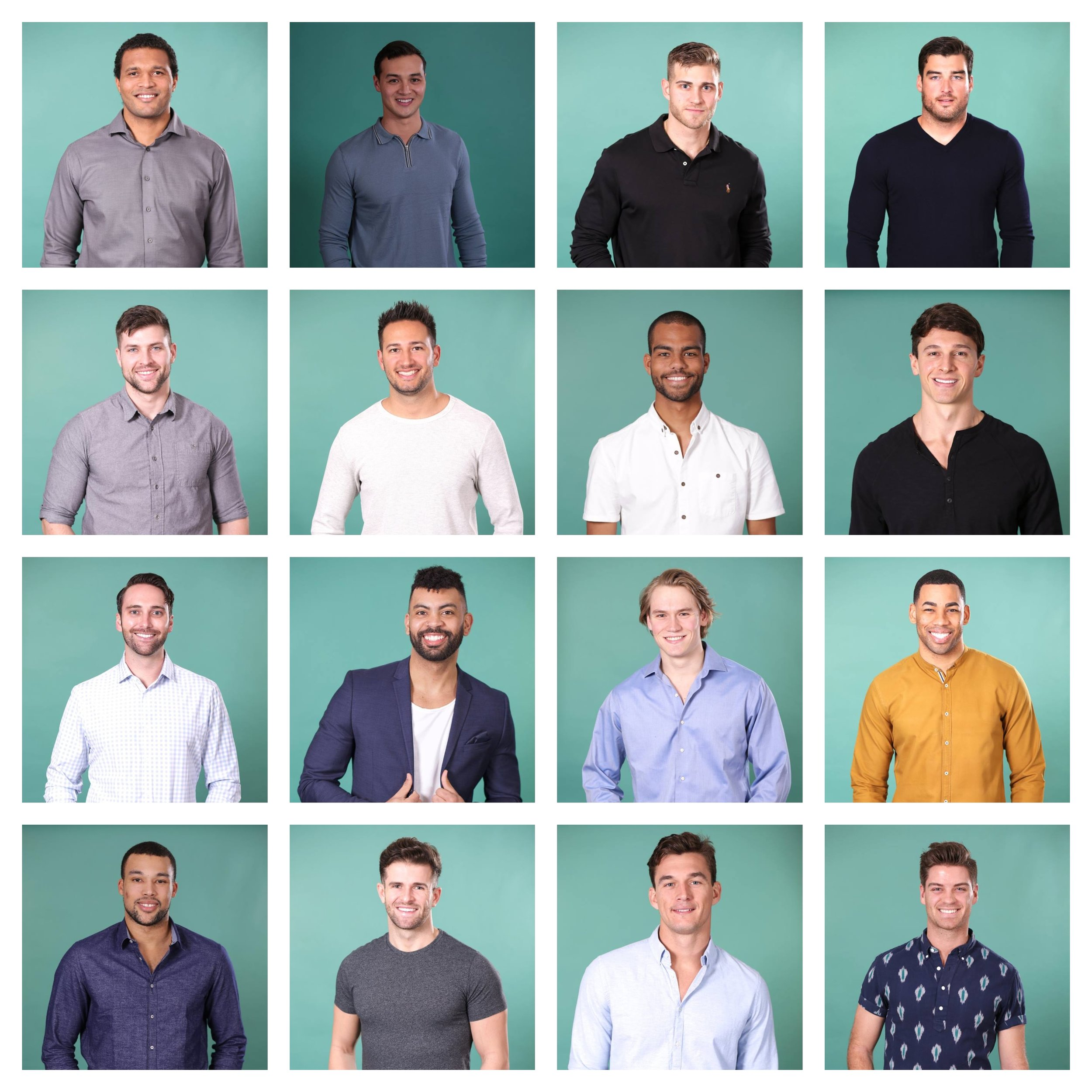 ABC gave us a giant gift in the form of early Bachelor pics - was this their sneaky way of crowd-sourcing background checks? We may never know, but we DO know that at least two dudes they released are no longer on the  Bachelorette Facebook account , so do with that what you will.