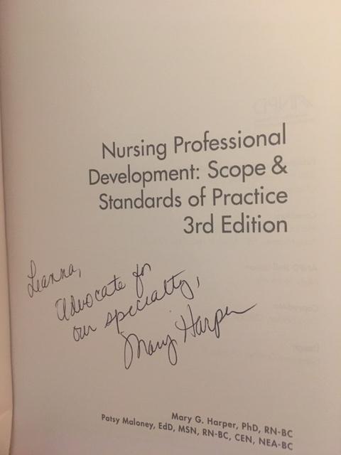 Mary Harper Book Signing.JPG