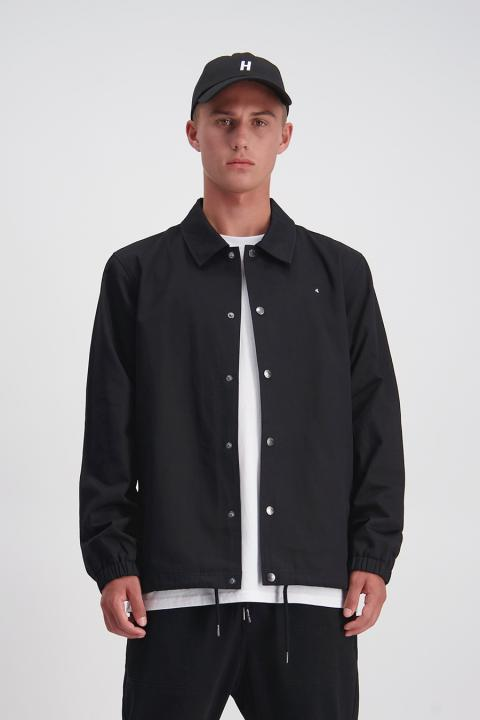 Coaches Jacket (Black) - $159.90