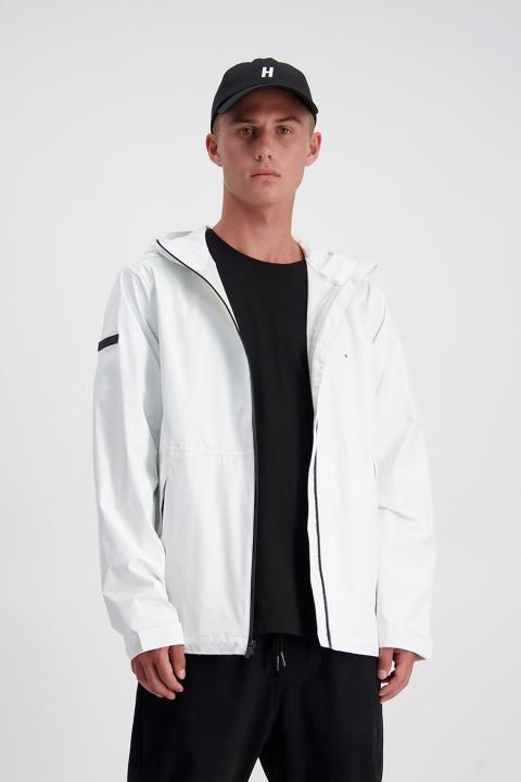 2.5L Huffer Rainshell Jacket (Winter White) - $179.90