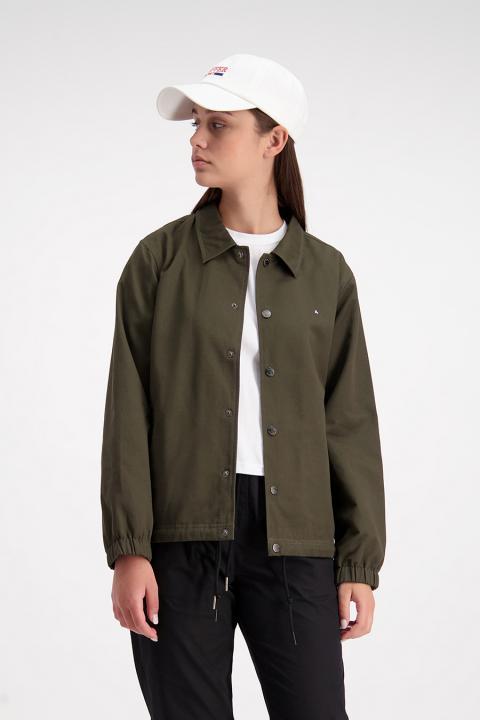 Coaches Jacket (Khaki) - $159.90