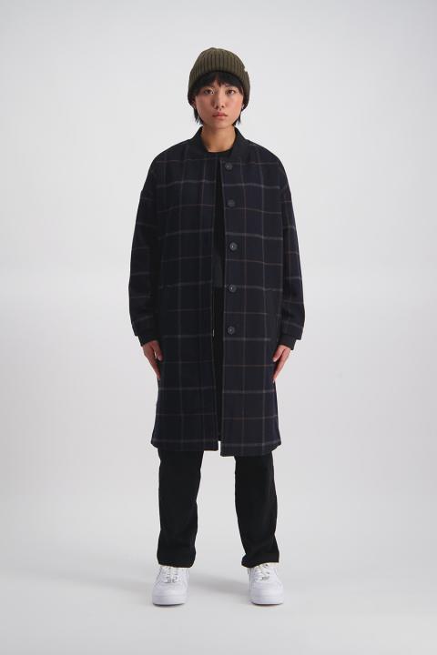 Boston Coat (Black) - $329.90