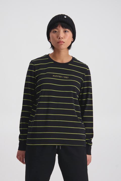Osaka Stella Tee  (Black/Yellow) - $69.90