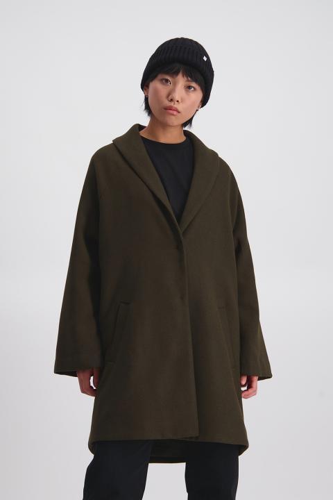 Poppy Coat (Military) - $329.90