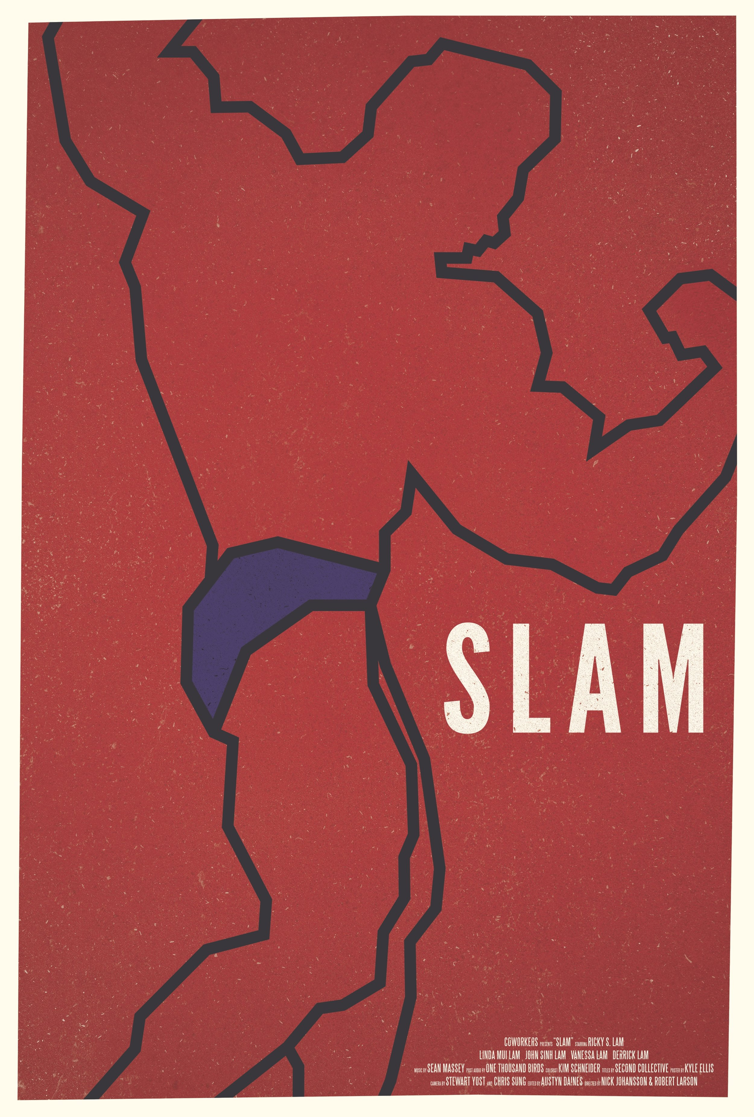 SLAM - Documentary Short - SLAM follows Ricky S. Lam, an Asian-American man entering his first ever body building competition. After several years of planning and training, we watch Ricky's intense desire and drive lead to his crowning moment, as he steps on stage to finally bear his brawn.His name is Ricky, people call him SLAM.