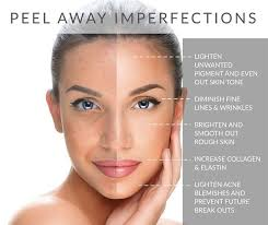 Peel & Heal for beautiful results