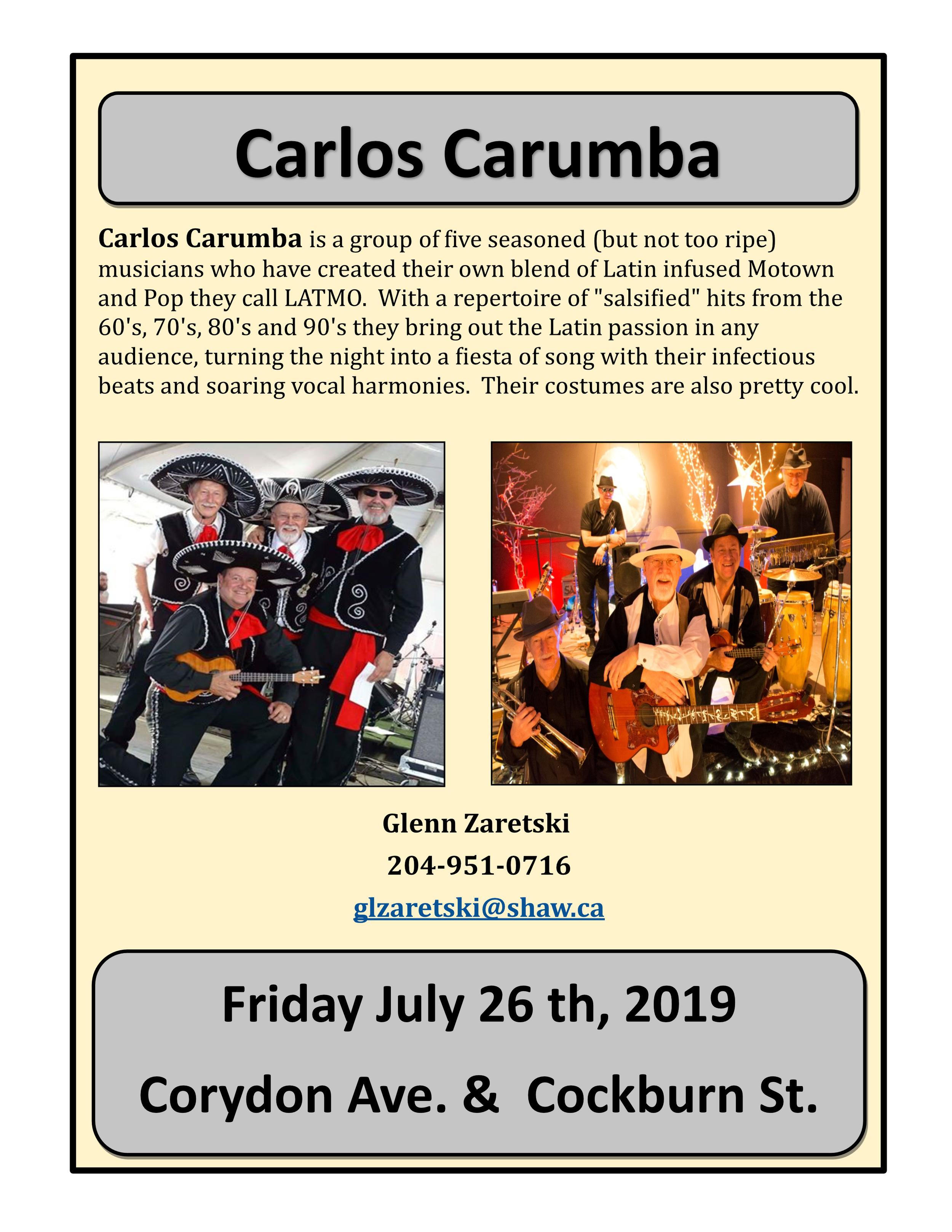 Corydon Concert -  Carlos Carumba Band  (July 26, 2019).png