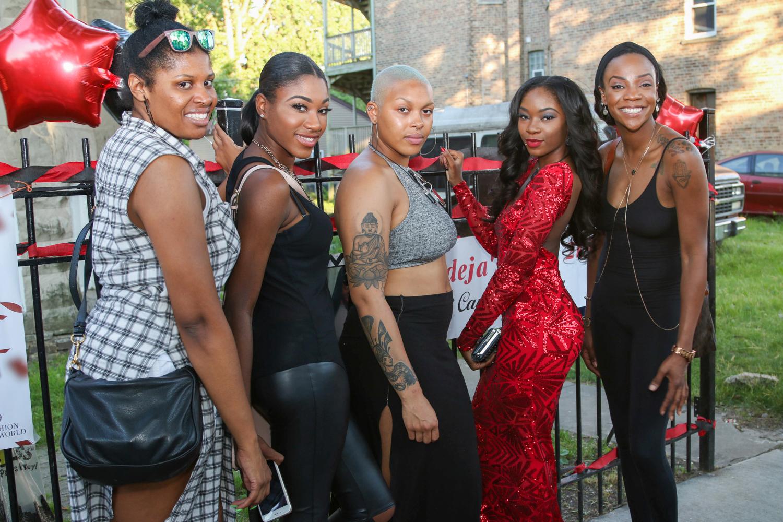 Aia Cooper (MD of FW Hair), Akinna Smith Stockling (makeup), Seniyah Ray (photographer) Soraya Williams (makeup artist).jpg