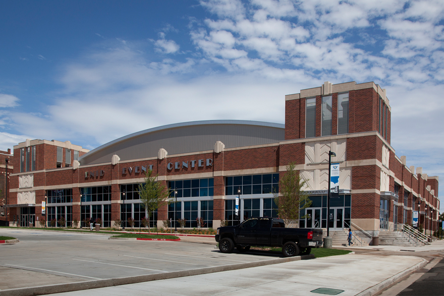 City of Enid Event Center