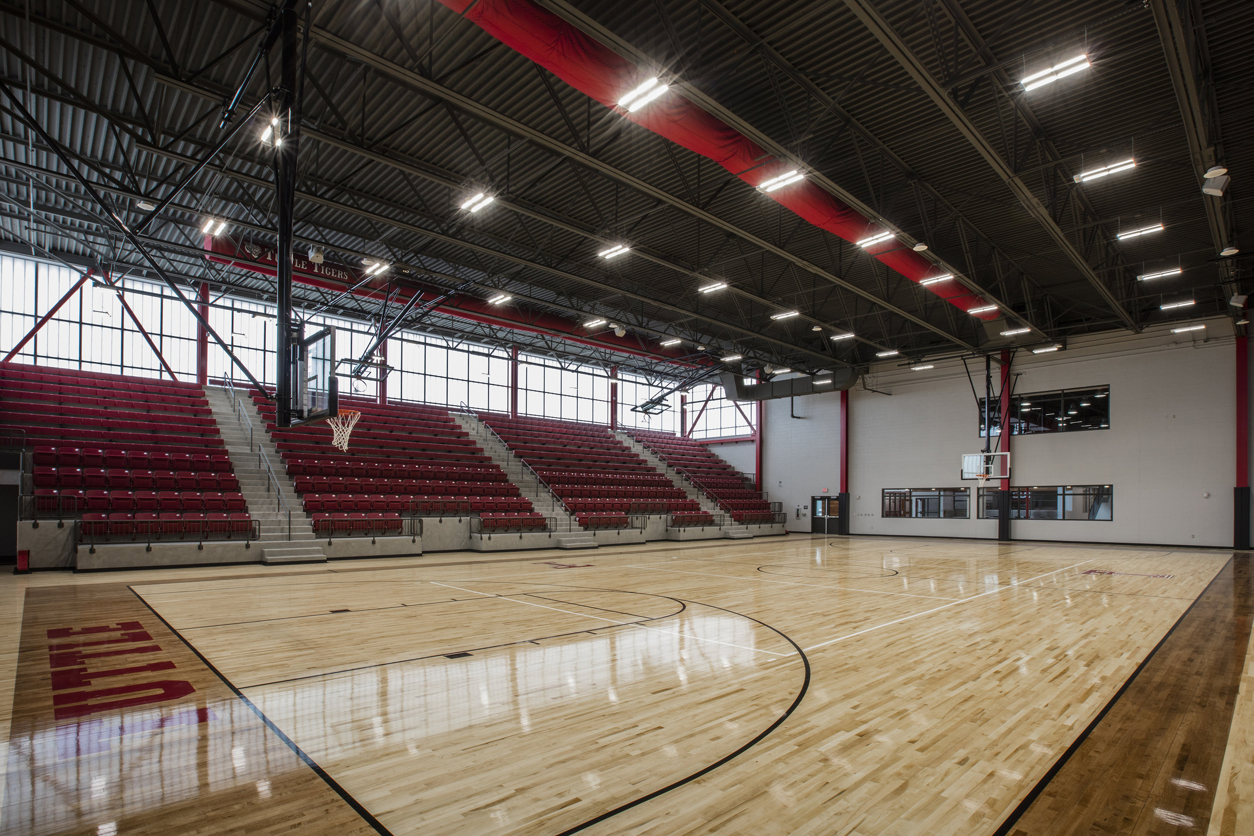 Tuttle High School Gymnasium
