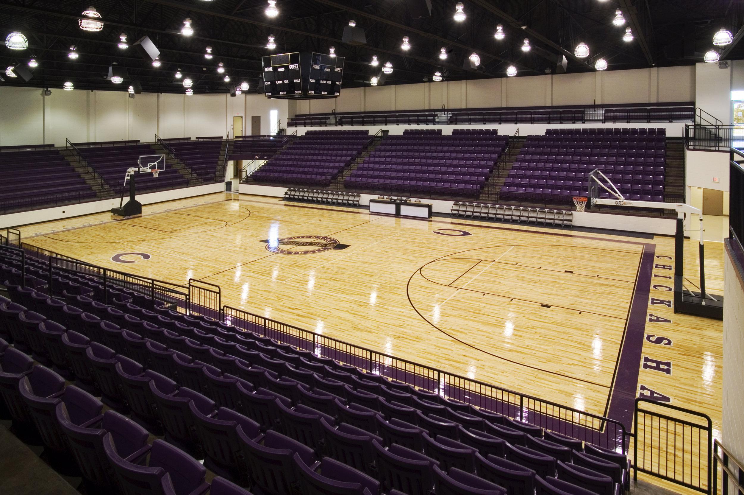 Chickasha Fine Arts & Gymnasium