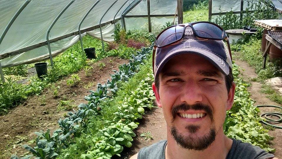 Matt Bibeau - Matt Bibeau has been working in the field of garden-based education since 2005 and has taken roles growing food, coordinating the farm's educational programs and co-teaching workshops and trainings for adults. In making the transition to CSA farming in 2016, Matt is excited to help families in the Johnson Creek area gain access to affordable, healthy food.