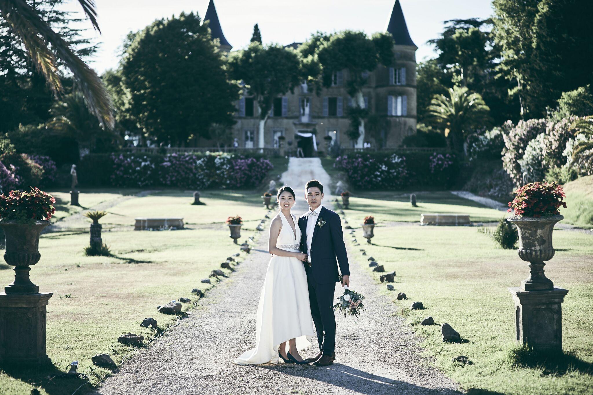 Chateau de Robernier, Provence 2017