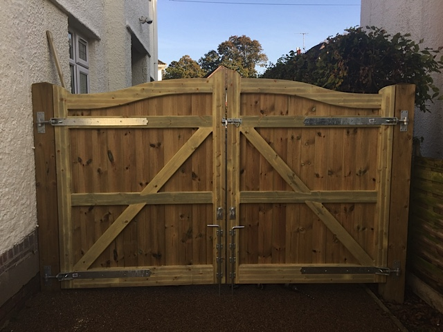 Chelsea Gates in Softwood