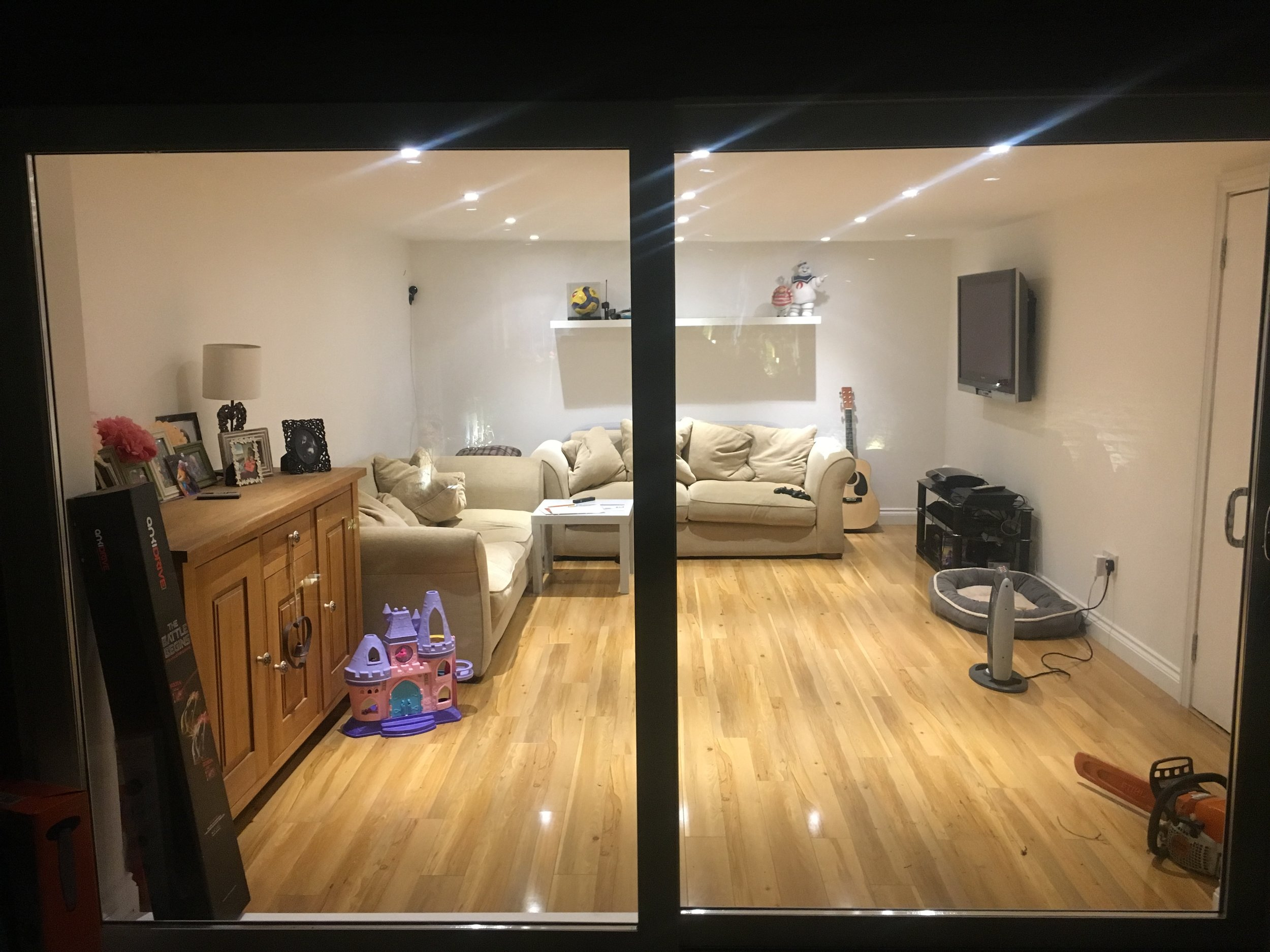 Garage Conversion in Poole