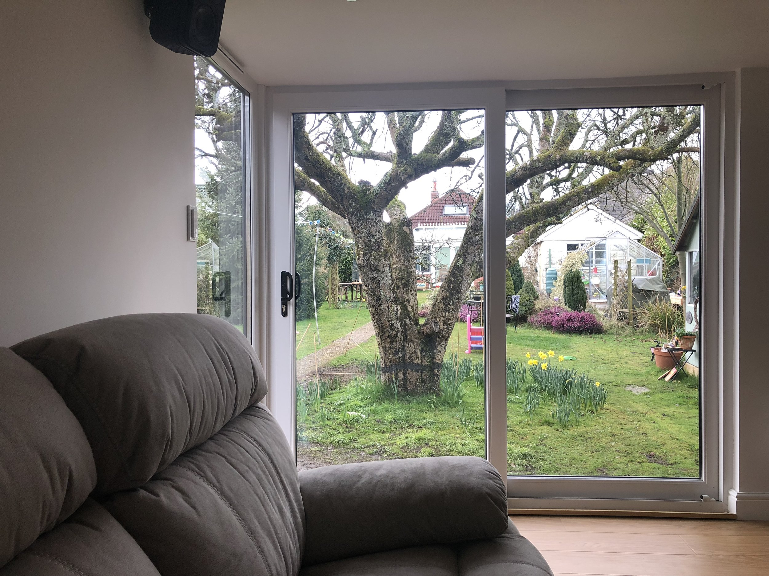 Garden Room Corfe Mullen