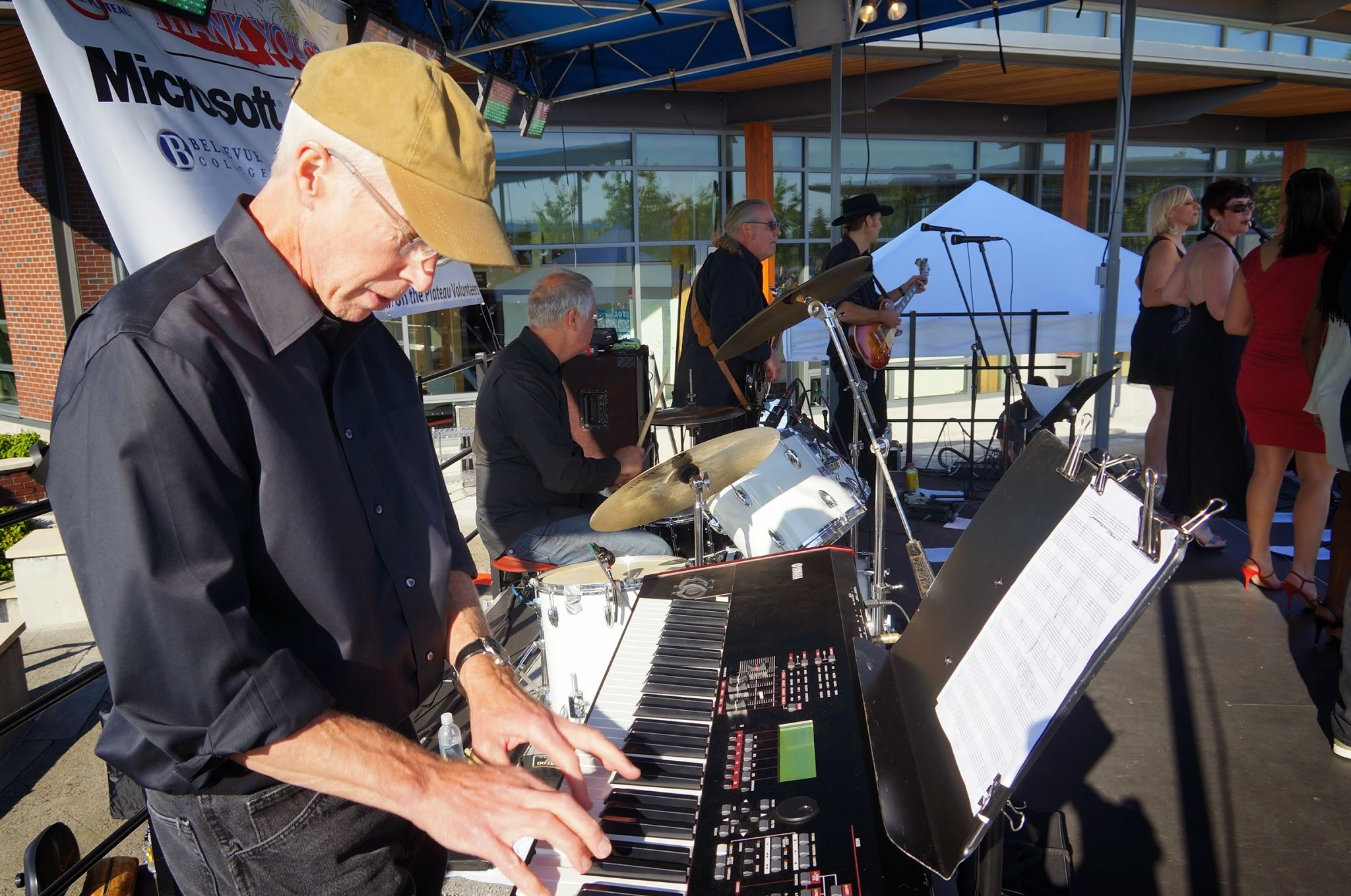 """With Soul Purpose, Sammamish """"Fourth on the Plateau,"""" July 2012"""