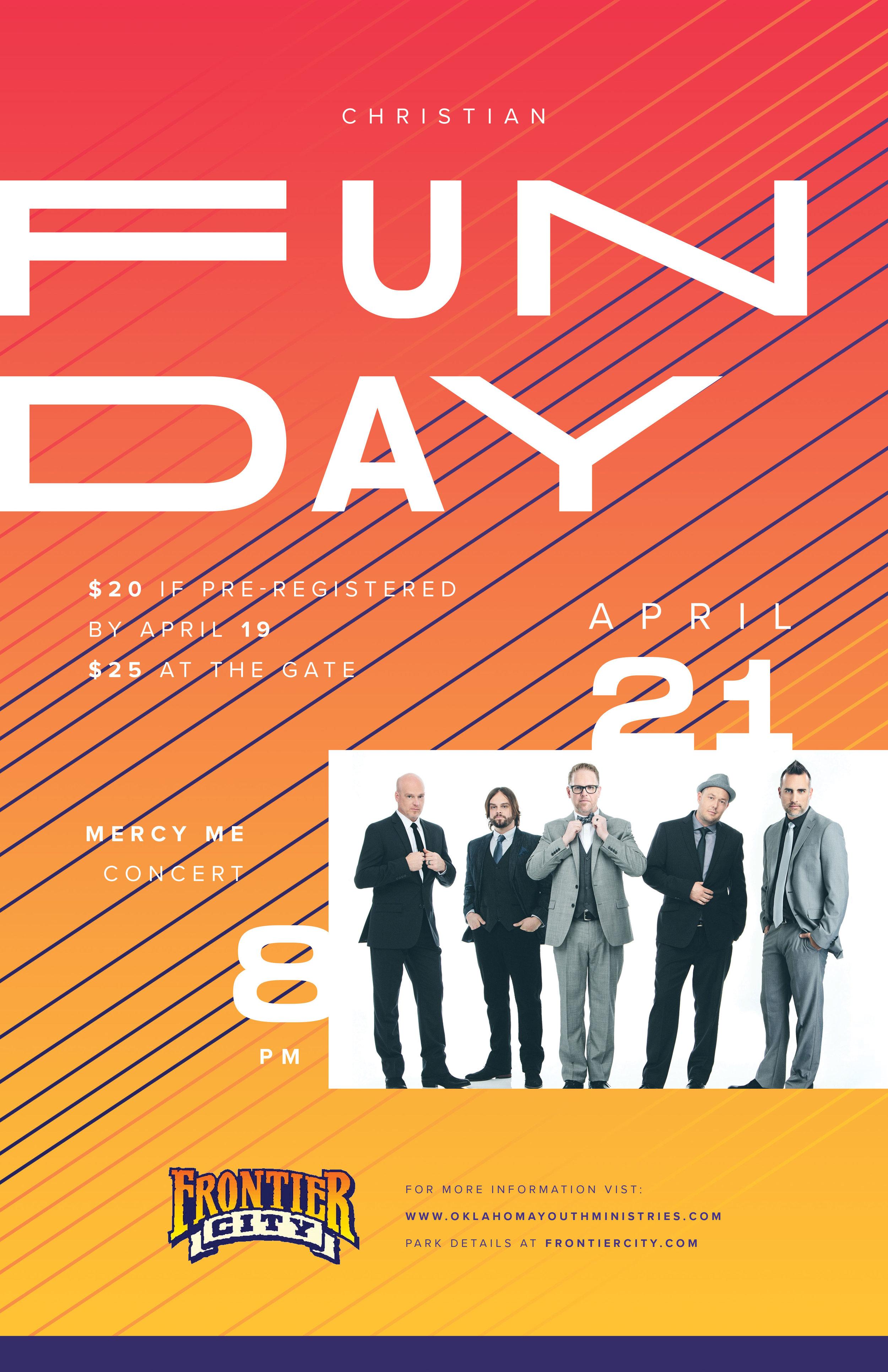 fun day poster -