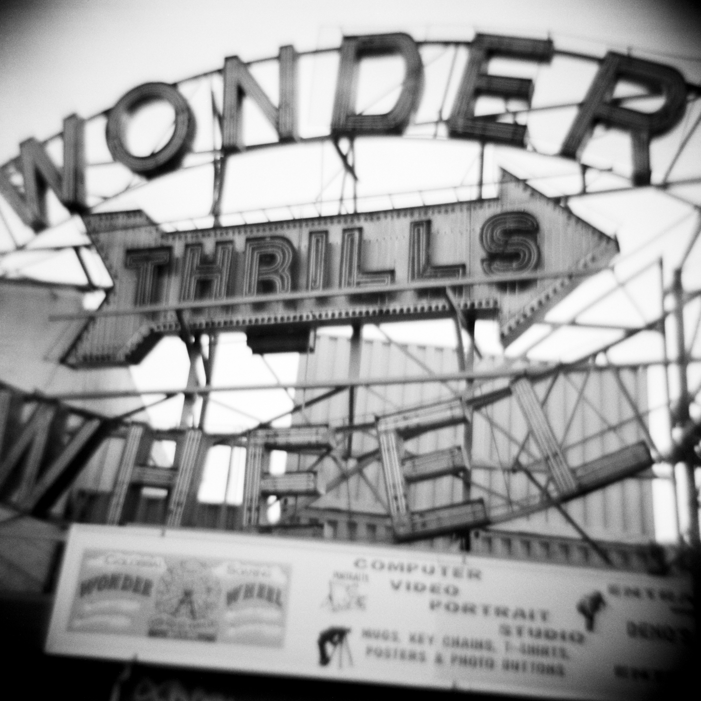 WONDER THRILLS