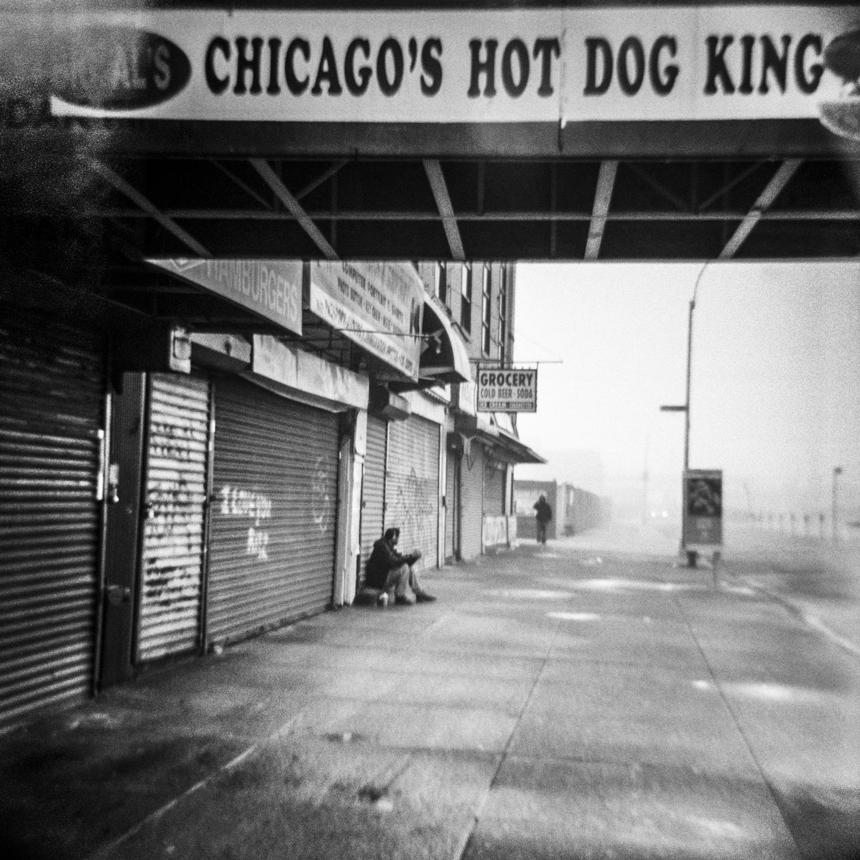 CHICAGO'S HOT DOG KING