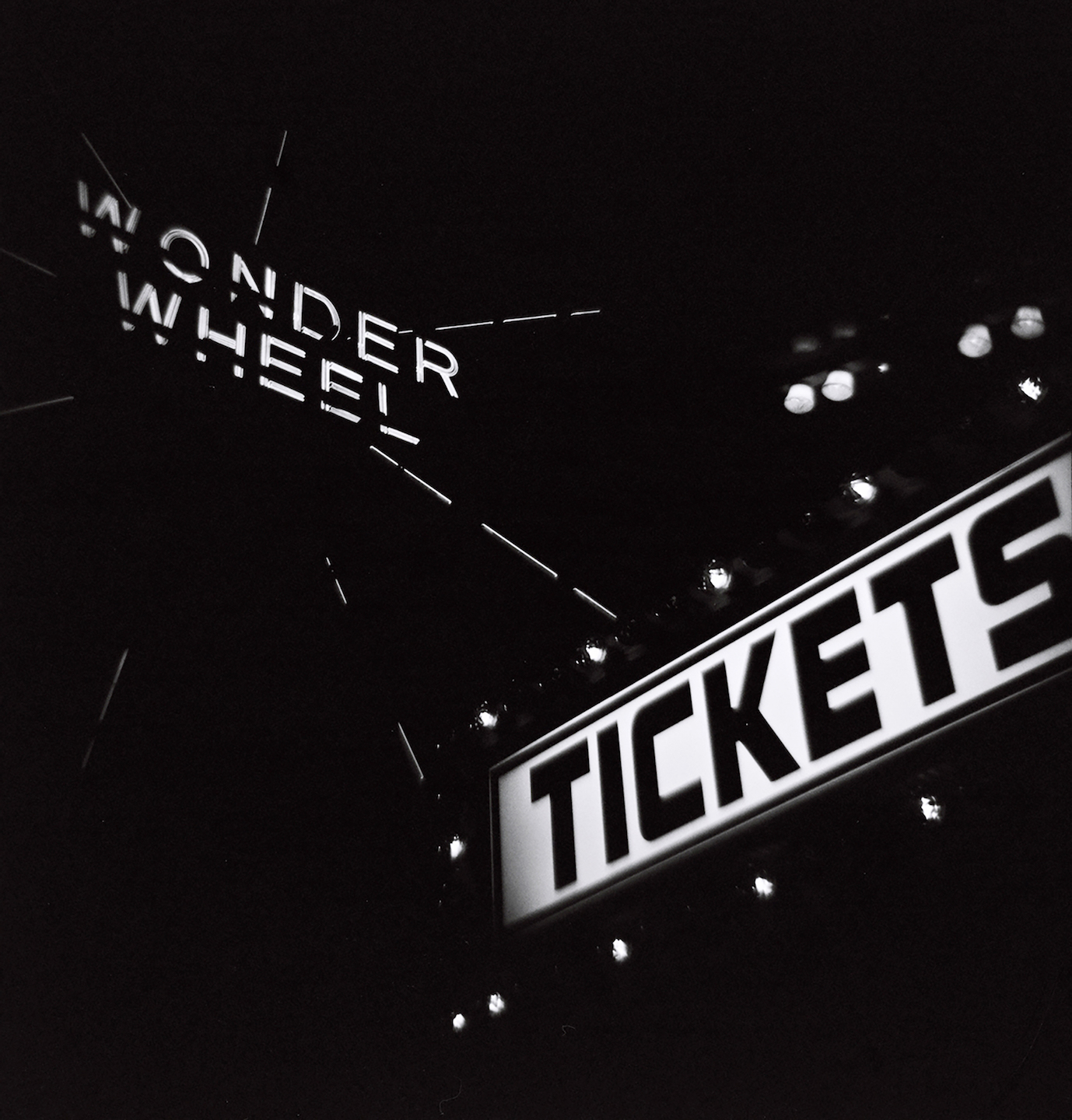 WONDER WHEEL TICKETS