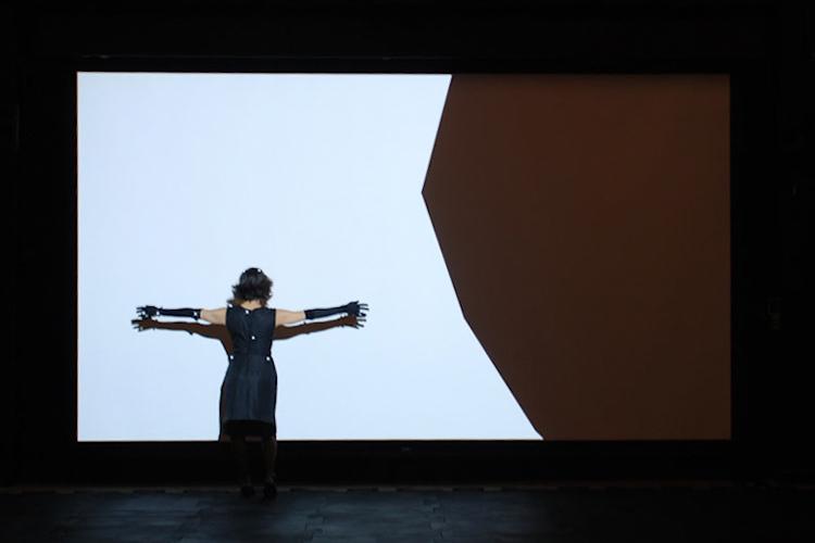 Karen Garrett de Luna in  Signal/Noise