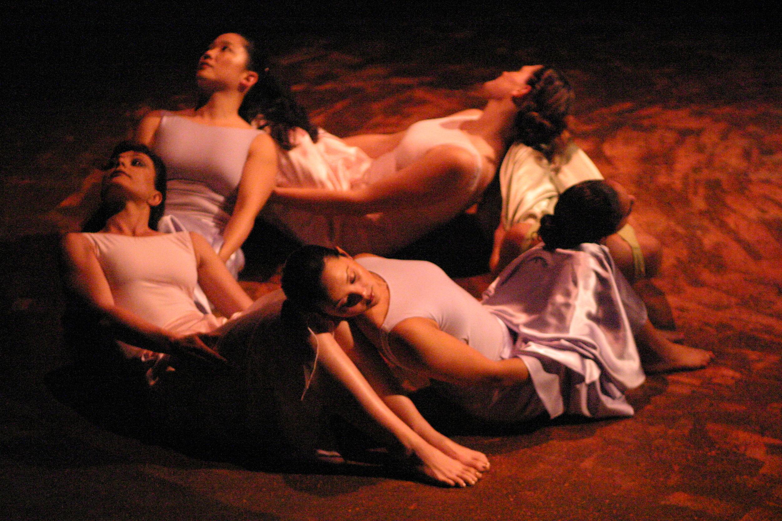 Lilian Chow, Christie Bolingbroke, Nicole La Cour, Kat Noel & Marie Bergenholtz