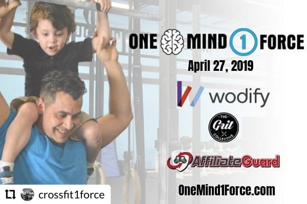 Hey Tribe! Please join us on Saturday, April 27th to join coach @my.life.is.gdgvn in helping out a friend in need! - - - - - - Jesse Crespo is the owner and Head Coach of @crossfit1force , a proud New Jersey State Trooper and an amazing father of four. On March 19, Jesse underwent routine jaw surgery and suffered a massive stroke in his cerebellum and a smaller stroke in the right frontal lobe of his brain. .  The strokes went undetected and Jesse was discharged from the hospital with extreme dizziness, nausea and intense head pain. Five days later as the head pain continued to worsen, Jesse returned to the hospital. An MRI showed both strokes, and Jesse underwent an emergent craniotomy to save his life. .  Despite the enormity of the stroke in his cerebellum, Jesse continues to marvel his medical teams with his progress. There is no doubt that Jesse's strength and fitness level saved his life. After being discharged from the hospital, Jesse will begin the workout of his life in an acute care facility where he can 100% focus on getting well doing therapy multiple hours a day. . We will be hosting the One Mind 1Force WOD & Beer Ba-Cue on 4/27 at CrossFit 1Force. Tickets can be purchased at onemind1force.com .  CrossFits across the country will ban together on Saturday, April 27 for the ONE MIND 1Force benefit WOD. This multi-box benefit will be sponsored by @wodify  @thegritcollective @affiliateguard . . . Participating is easy—complete the WOD at your box, collect donations and use this Go Fund Me link (see bio) to send in your donation after the event. Please email me, kto@crossfit1force.com (@ktohhh ) if you plan to participate, would like to become a sponsor, or if you have any questions. .. One Mind Workout Partner Workout One partner works for 30 seconds while the other rests 18 Min AMRAP 18 Wall Balls ( 14/18) 18 Kettlebell Swings ( 53/35) 18 Box jumps (24/20) 18 Burpees to a 45lb Plate