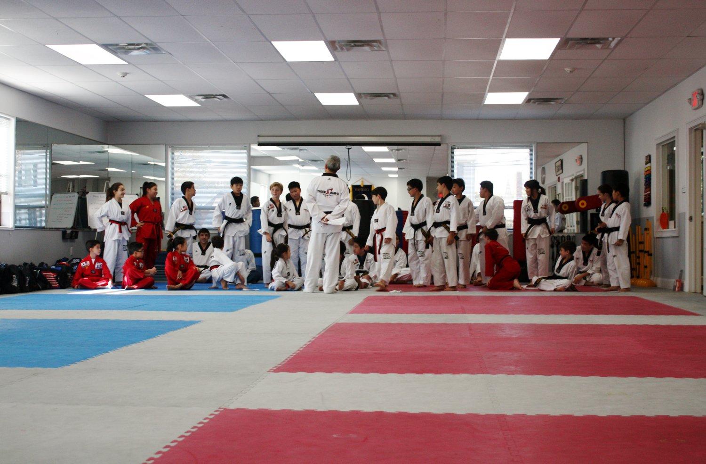 Class Schedule — Tiger Kim's Taekwondo