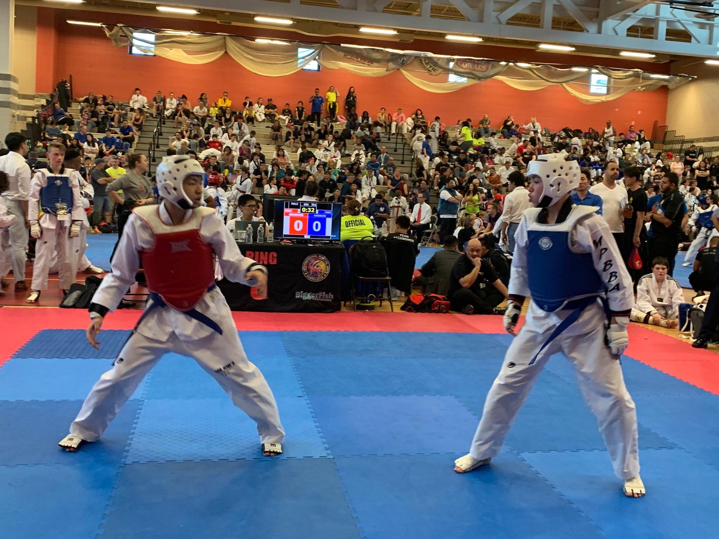 metro open taekwondo championship - june 2019