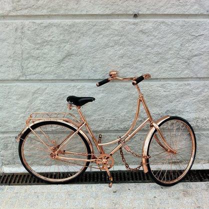 Bike by Van Heesh Design.