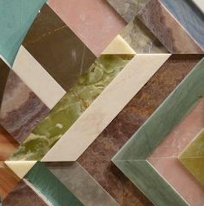 Budri Tiles designed by Patricia Urquiola.