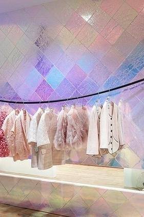 Chanel Pop-up Shop in Tokyo.