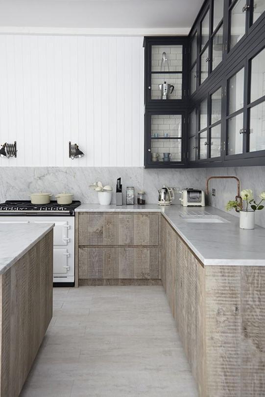 Kitchen designed by Jamie Blake of Blake's London