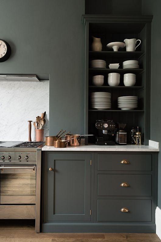 Devol Kitchens London's Bloomsbury Kitchen