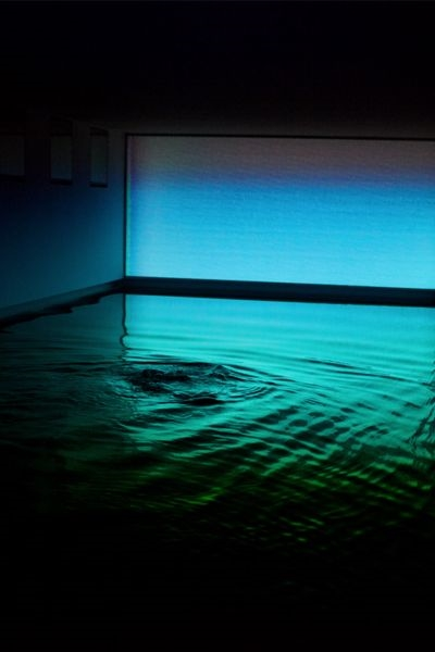 'Baker Pool' by James Turrell