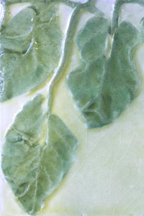 Green Leaf Tiles