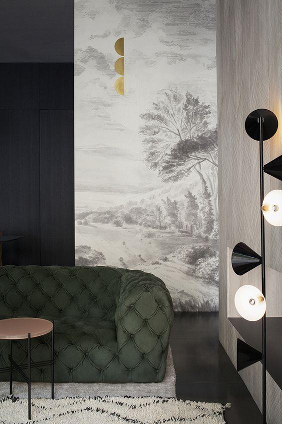 Spotti showroom interior by Studiopepe. Via Pinterest.