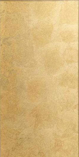 Gold leaf tile.