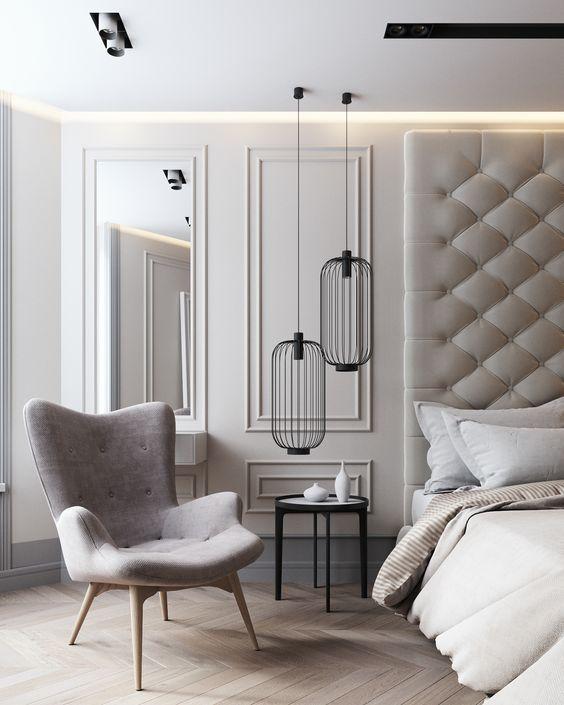 Modern apartment in the Ukraine.