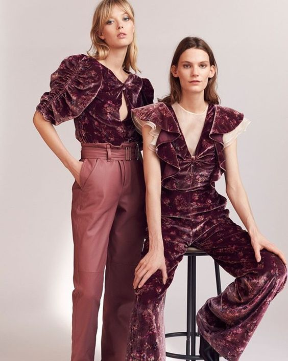 Rebecca Taylor Fall 2017 Ready-to-Wear Collection, Vogue.