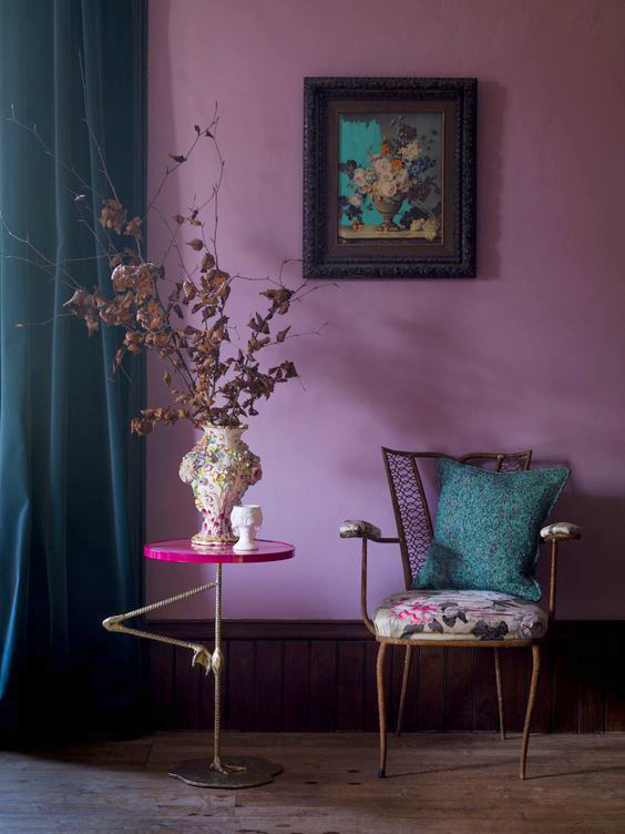 Matthew Williamson furniture collection.