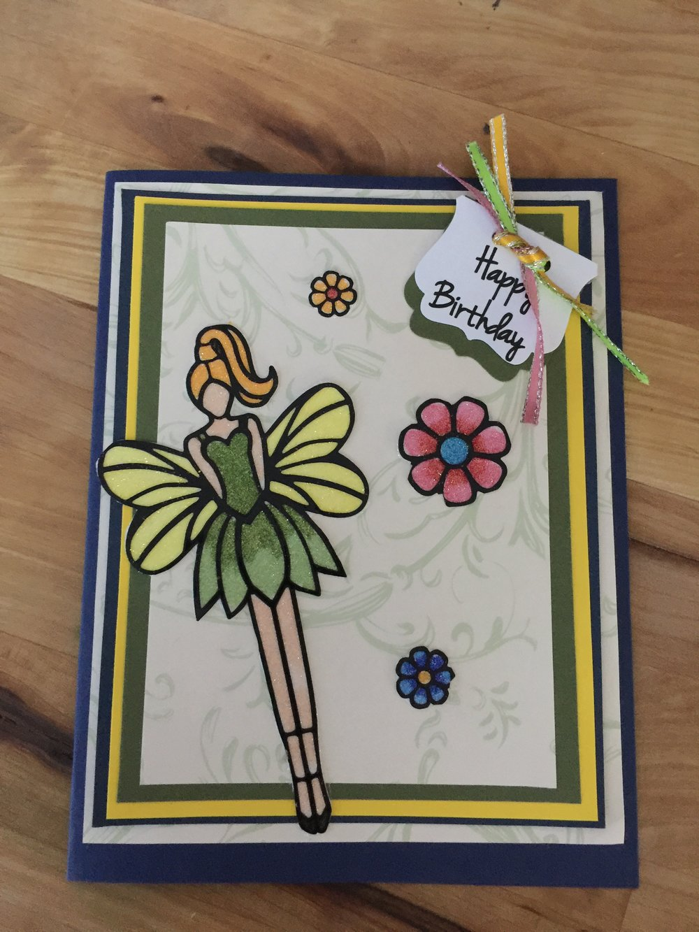 Create a set of one of a kind cards to impress your friends!