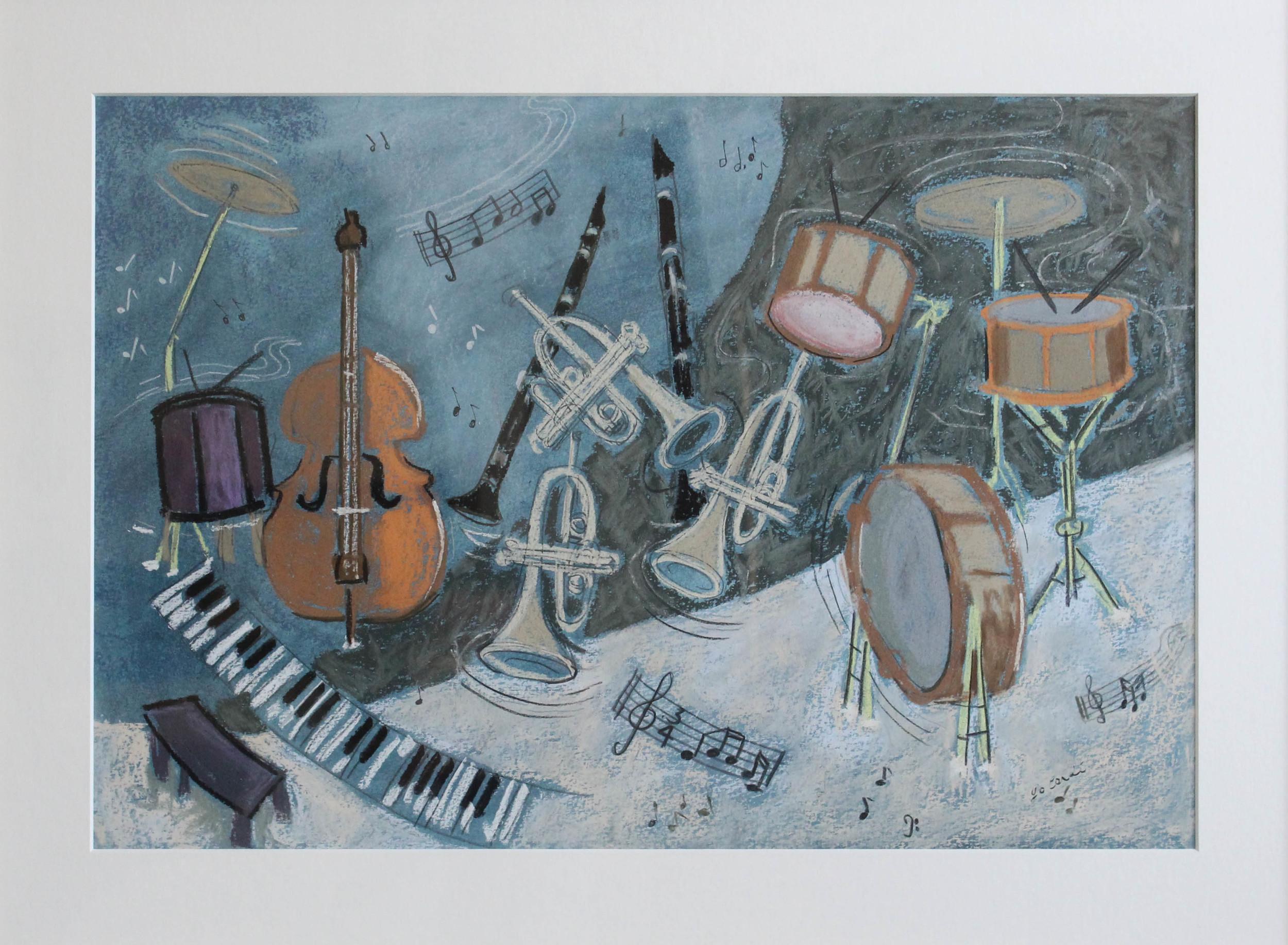 Jazz Trak II, 700 x 520 mm